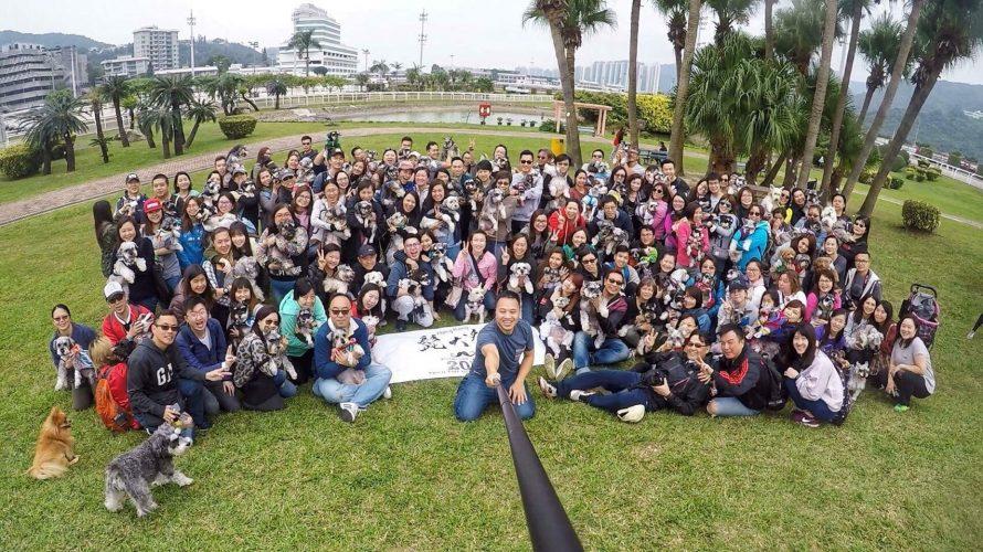 香港で髭犬祭を開催致しました!?
