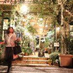 お花見ディナーはラ ベントゥーラで